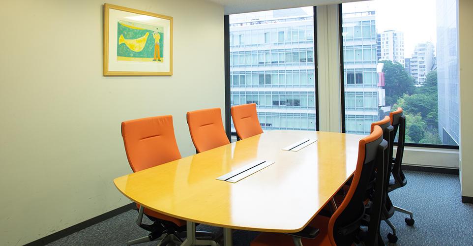 本部 会議室