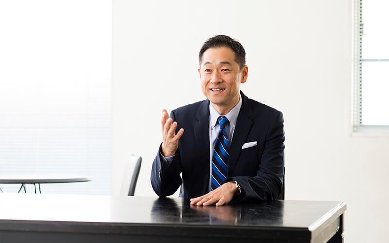 クライアントを日本一しあわせにすることが、私たちのミッション